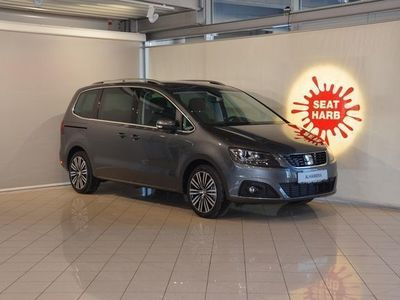 used Seat Alhambra Xcellence 2,0 TDI 4WD
