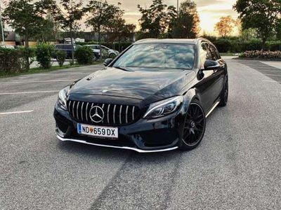 gebraucht Mercedes C250 (BlueTEC) d 4Matic T 7G-TRONIC AMG Line
