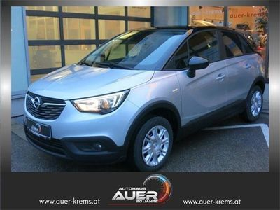 brugt Opel Crossland X 1,2 Turbo Direct Injection Edition St.