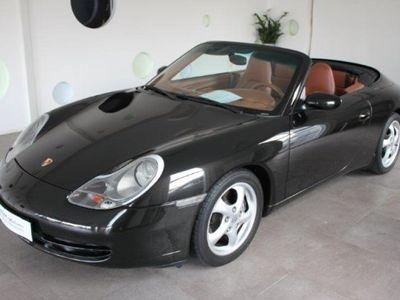 gebraucht Porsche 911 Carrera Cabriolet 911 996 Automatik Xenon Leder