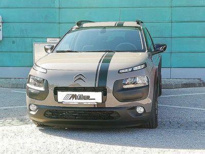 gebraucht Citroën C4 Cactus 1,6 BlueHDI 100 ETG Shine Limousine