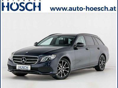gebraucht Mercedes E220 Kombi Aut. LP: 68.093.-