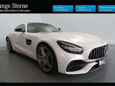 gebraucht Mercedes AMG GT Mercedes-AMG GT C Sportwagen / Coupé