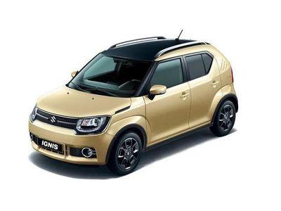 gebraucht Suzuki Ignis 1,2 Hybrid Flash