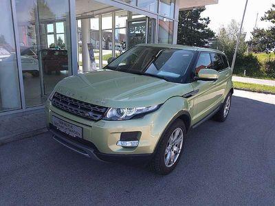gebraucht Land Rover Range Rover evoque 2,0 TD4 180 Pure SUV / Geländewagen,