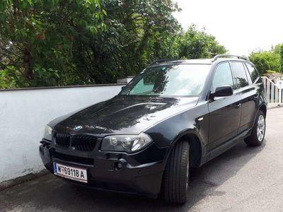 gebraucht BMW X3 3,0i SUV / Geländewagen