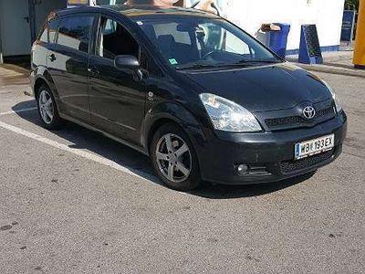 brugt Toyota Verso 2.0L diesel 116ps Kombi / Family Van,