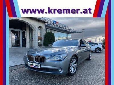 gebraucht BMW 740 7er-Reihe d xDrive Aut. Ö.-PAKET/HEAD-UP/SOFT-CLOSE/S... Limousine