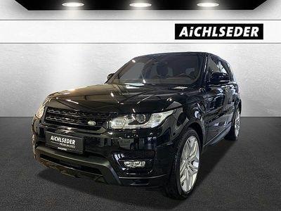 gebraucht Land Rover Range Rover Sport 4,4SDV8 340PS Autobiography