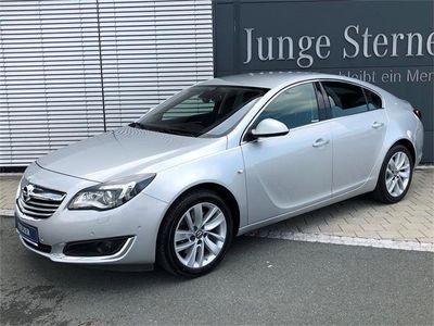 gebraucht Opel Insignia 2,0 SIDI Turbo Ecotec Cosmo Allrad