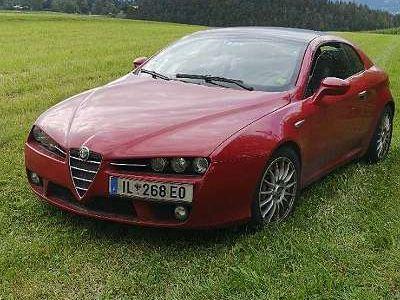gebraucht Alfa Romeo Brera 2,4 TDI Sportwagen / Coupé