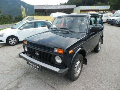 gebraucht Lada Taiga Taiga4x4 1,7 2-Sitzer SUV / Geländewagen,