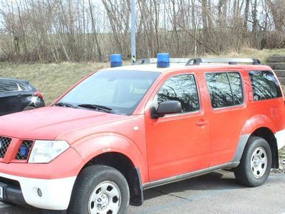 gebraucht Nissan Pathfinder R51 SUV / Geländewagen