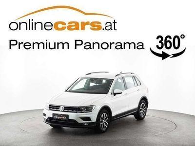 gebraucht VW Tiguan CL 2,0 TDI DSG SUV / Geländewagen,