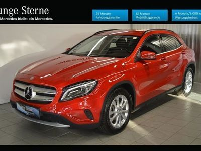 used Mercedes GLA200 d 4MATIC