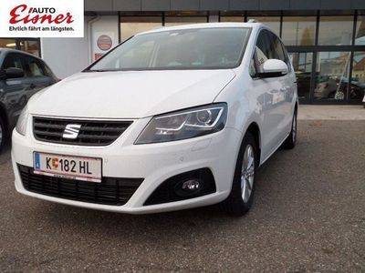 gebraucht Seat Alhambra 2,0 Xcellence TDI DSG Kombi / Family Van,
