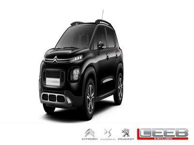 gebraucht Citroën C3 Aircross PureTech 110 S&S 6-Gang-Manuell Feel Limousine
