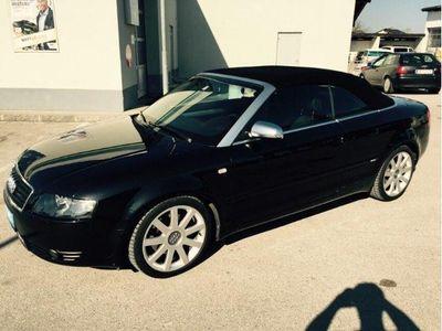 gebraucht Audi A4 Cabriolet / Roadster,