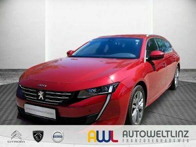 gebraucht Peugeot 508 SW 2,0 BlueHDi 160 EAT8 S&S Allure Aut.