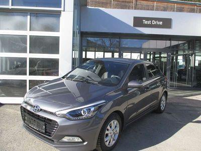 brugt Hyundai i20 1,0 T-GDI Go Start/Stopp Limousine,