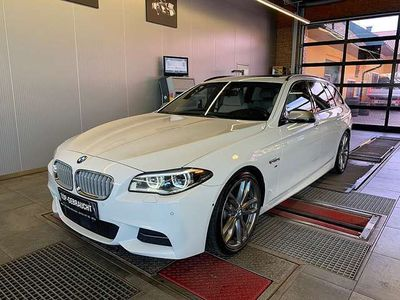 gebraucht BMW M550 5er-Reihe d xDrive Österreich-Paket*LED*Bang&Olufsen*... Kombi / Family Van
