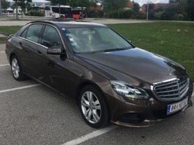 gebraucht Mercedes E200 CDI 7G-TRONIC Elegance
