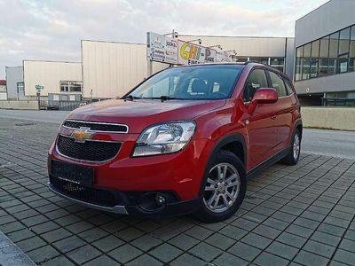 gebraucht Chevrolet Orlando 1,8 LTZ+ 7 Sitze Kombi / Family Van