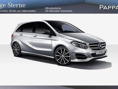 brugt Mercedes B180 d *Navi*LED*Park-Pilot*