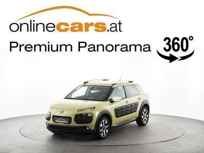 gebraucht Citroën C4 Cactus 1,2 VTI82 Feel Limousine,