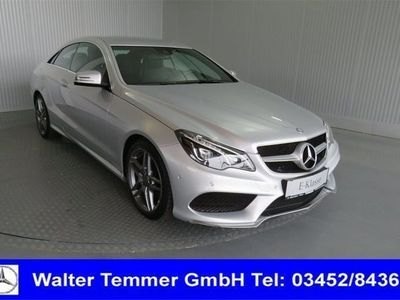 used Mercedes E220 CDI Coupé AMG LINE Automatik
