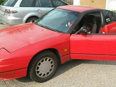 gebraucht Nissan 200 SX 1,8 Turbo Sportwagen / Coupé