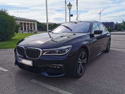 gebraucht BMW 750 7er-Reihe Allrad (G12) xDrive Aut.