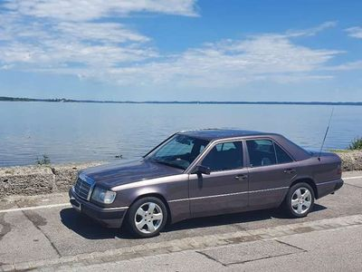 gebraucht Mercedes 300 D W124