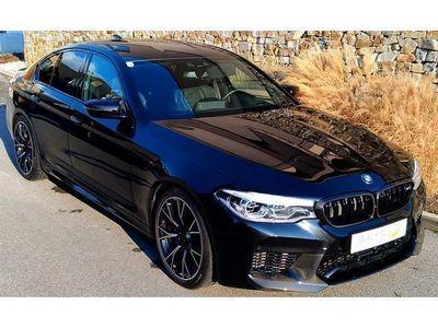 gebraucht BMW M5 Aut.*B&W*Competition Felgen*Performance*Carbon