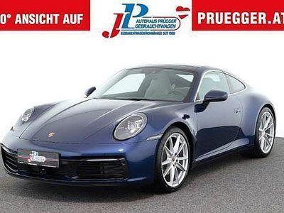 gebraucht Porsche 911 Carrera 992 Coupe LED Schiebedach ACC 21zoll