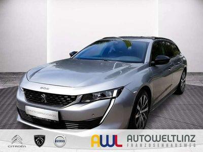 gebraucht Peugeot 508 SW Hybrid 225 PHEV e-EAT8 GT-Line Aut.