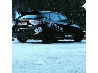 gebraucht Subaru Impreza 2.0D Sport