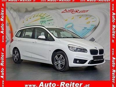 gebraucht BMW 218 Gran Tourer d Sport Line Aut. *NP: ~€ 44.900,-!* *LED, NA