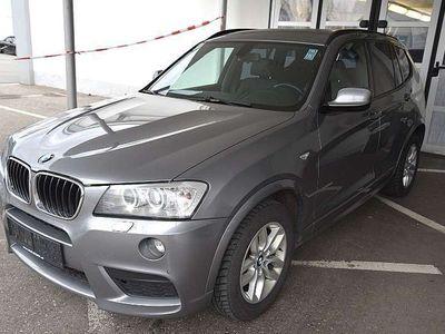 gebraucht BMW X3 xDrive20d Aut. M-SPORTPAKET,Xenon,NAVI Profession