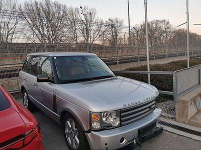 gebraucht Land Rover Range Rover Vogue 4,4i Unfall FAHRBEREIT SUV / Geländewagen