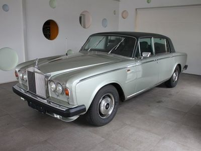 used Rolls Royce Wraith SilverLimousine,