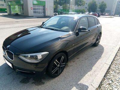 gebraucht BMW 116 1er-Reihe i Limousine
