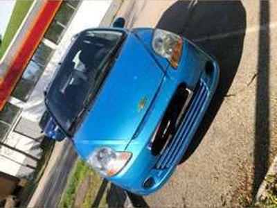 gebraucht Chevrolet Matiz 0,8 S