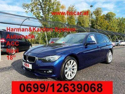 gebraucht BMW 320 3er-Reihe Drive Touring Advantage Aut.Navi-ACC-H&K