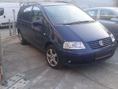 gebraucht VW Sharan Klein-/ Kompaktwagen