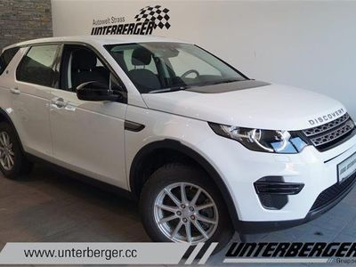 brugt Land Rover Discovery Sport 2,0 TD4
