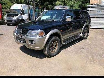 gebraucht Mitsubishi Pajero Sport 2.5 Diesel SUV / Geländewagen,