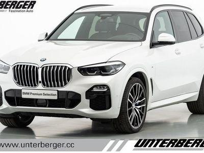 gebraucht BMW X5 xDrive30d / M-Sportpaket / AHK / Head Up