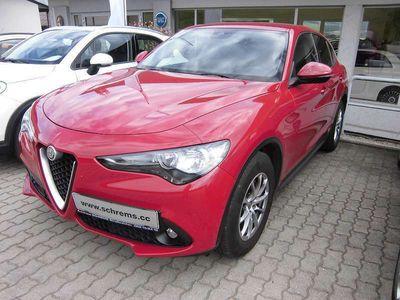 gebraucht Alfa Romeo Stelvio 2,2 ATX RWD SUV / Geländewagen