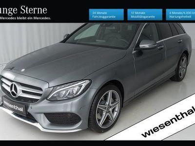 gebraucht Mercedes C220 d 4MATIC T-Modell